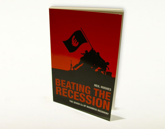 ICAI Beating the Recession book cover